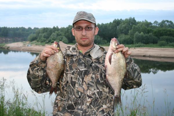 Рыболова, поймавшего леща, можно смело назвать профессионалом