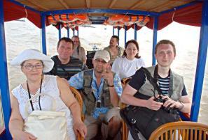 Камбоджа: экспедиция