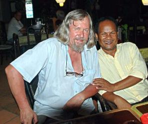 Камбоджа: гуру