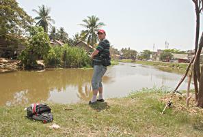 Камбоджа: барбусы