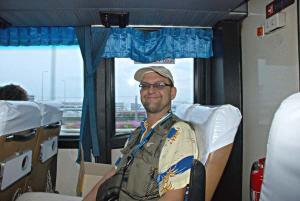 Камбоджа: автобус