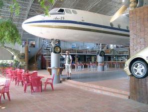 Камбоджа: аэрофлот