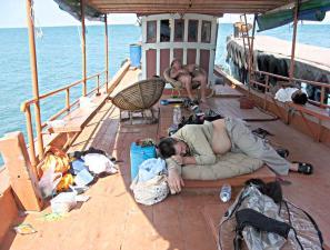 Камбоджа: отдых