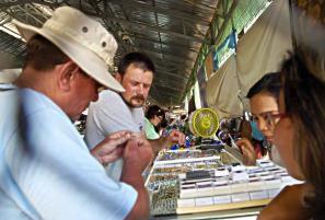 Камбоджа: торг