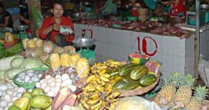 Камбоджа: фрукты