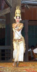 Камбоджа: девушка