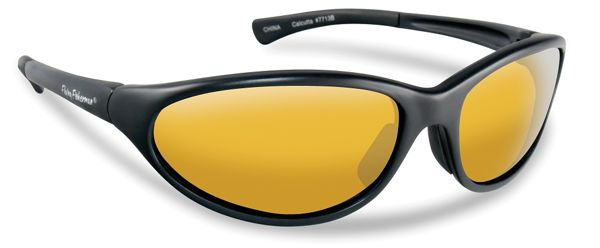 Поляризационные очки с желтыми стеклами