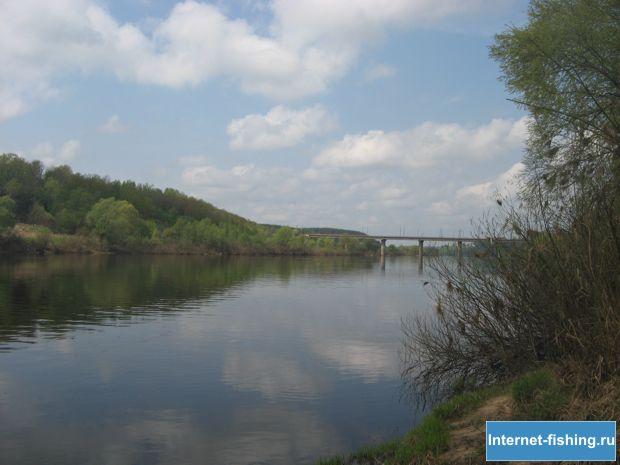 Товарковский мост через Угру