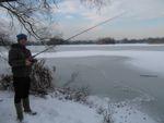 Спиннинг зимой – это возможно